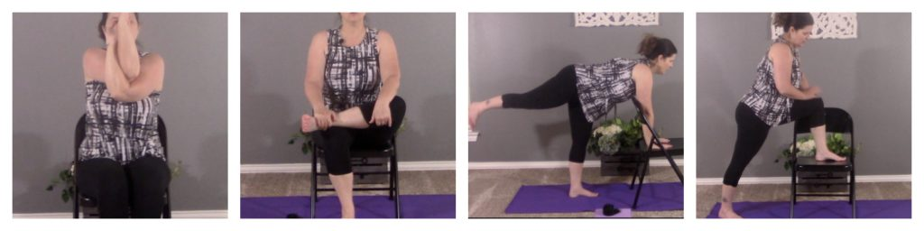 chair yoga working A