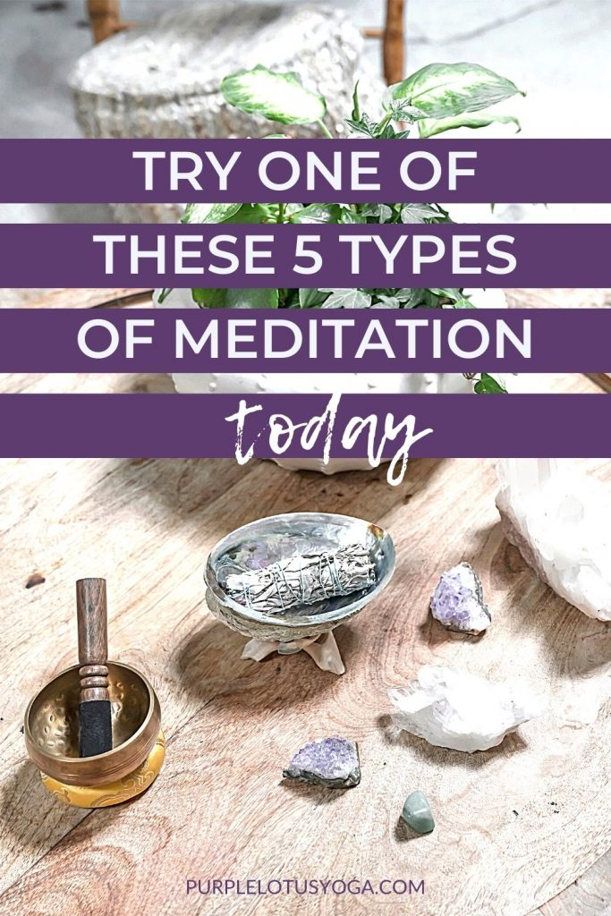 try one of these 5 meditations today