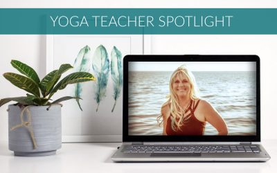 Yoga Teacher Spotlight: Nicole Anderson Land
