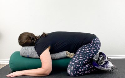 4 Restorative Yoga Postures for Ultimate Stress Relief