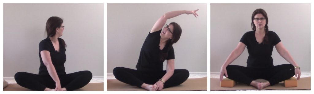 bound angle pose variations