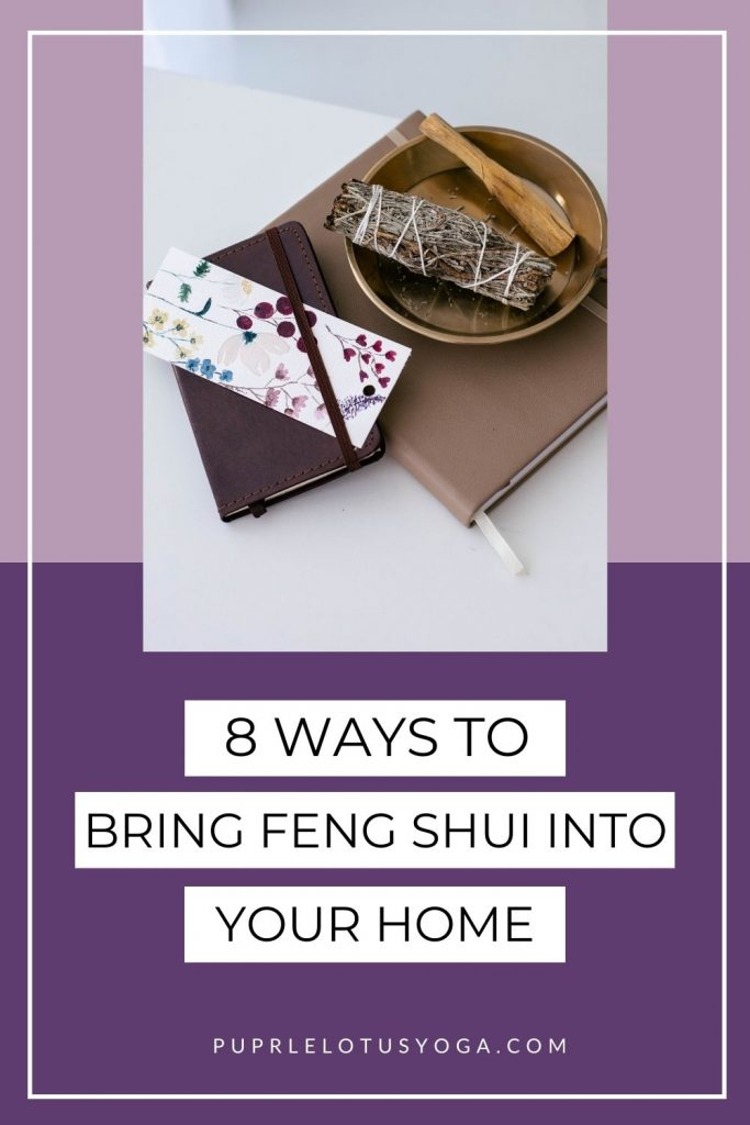8 ways to bring feng shui into your home