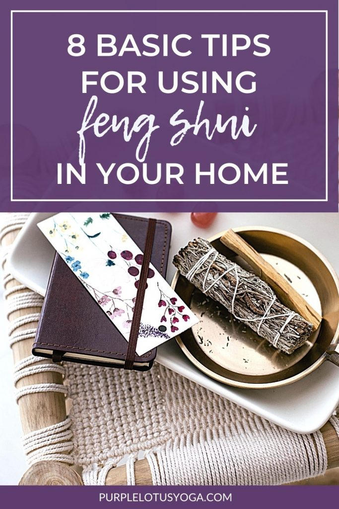 balance the energy in your home with feng shui