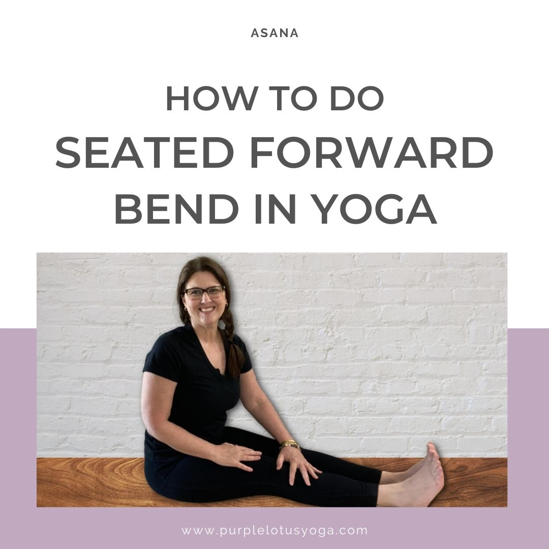 how to do seated forward bend in yoga